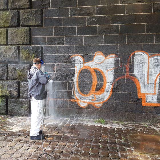 Grafittireinigung